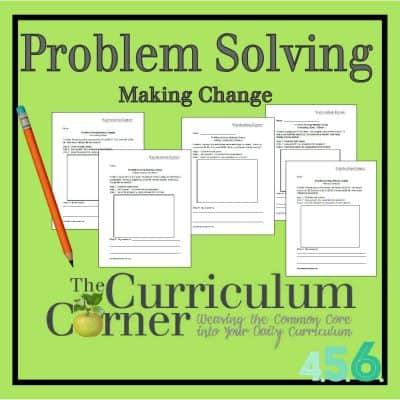Problem Solving:  Making Change