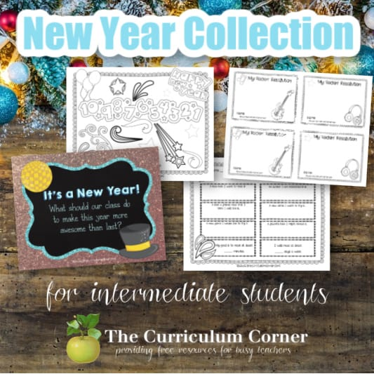 New Year's Resolutions & Goal Setting