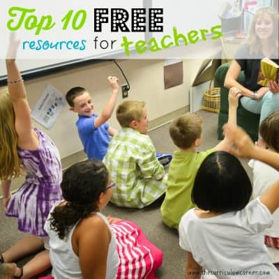 Top Sites for FREE Teacher Resources
