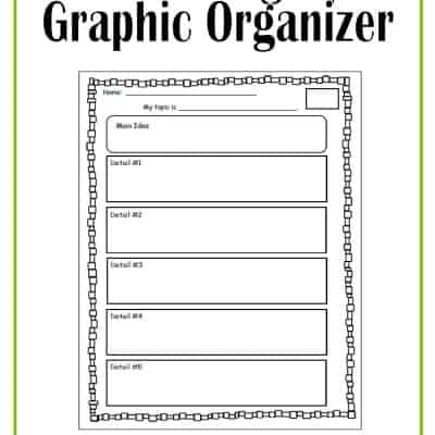 graphic organizer papers research Research packet table of contents research papers can be categorized by cause/effect relationships, comparisons, persuasive appeals, problem/solution.