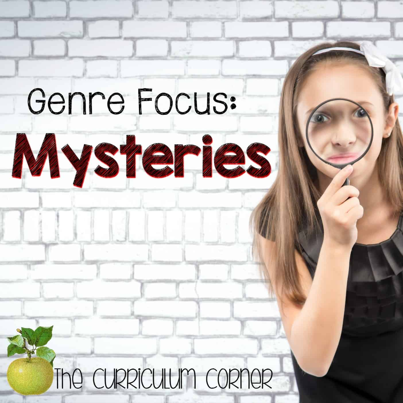 Genre Focus for Reading: Mystery