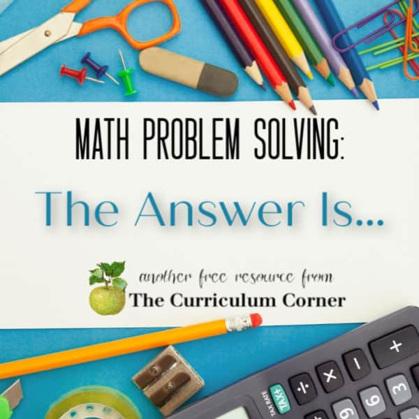 The answer is… Problem Solving Center