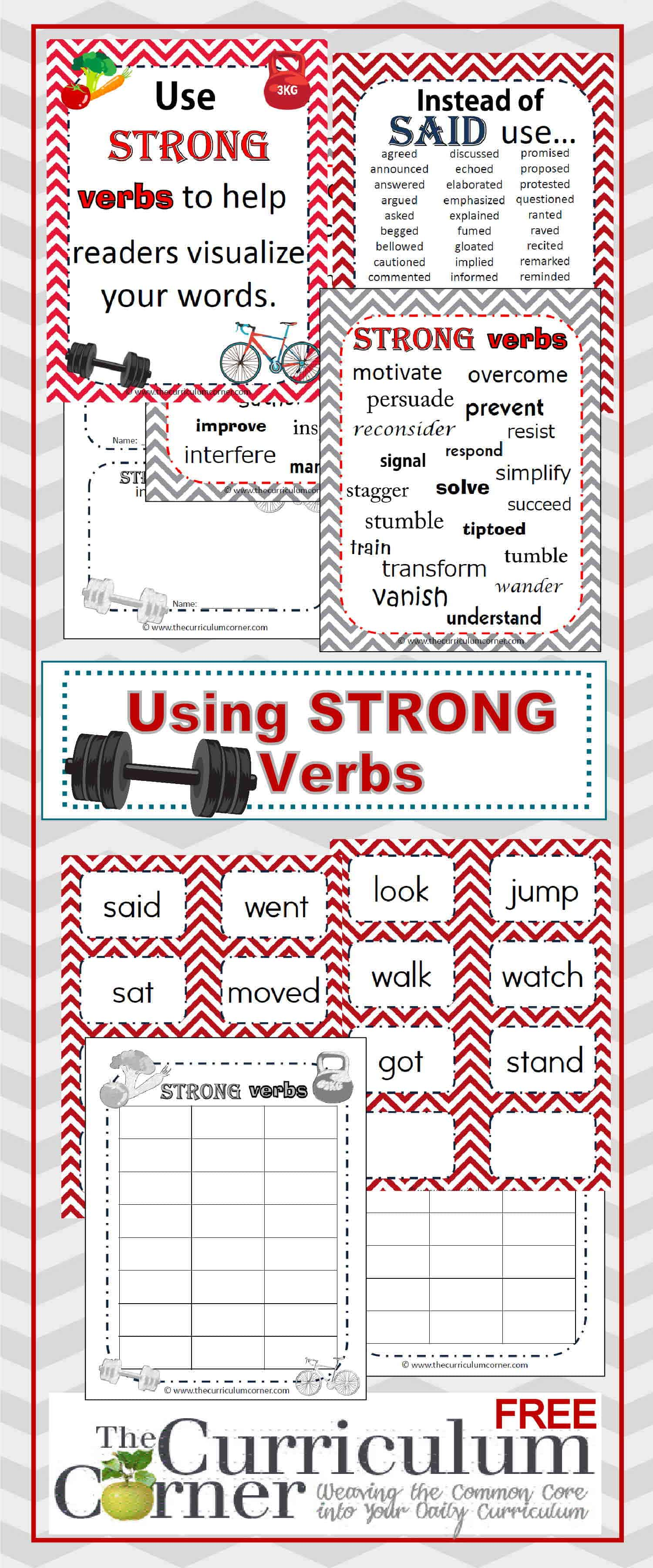 list of strong verbs for essays Rhetorical analysis: power verbs (adapted from list compiled by m lee, woodward academy and v stevenson, patrick henry high, 2005) summarizing, rather than analyzing, is one of the chief pitfalls of ap.