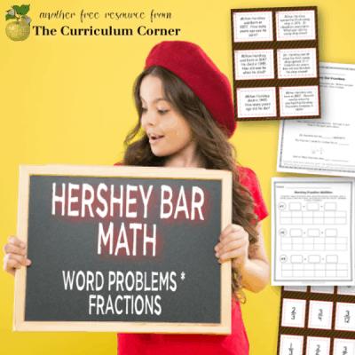 Hershey Bar Math