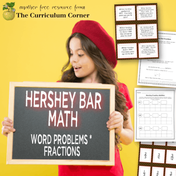 Hershey Bar Math