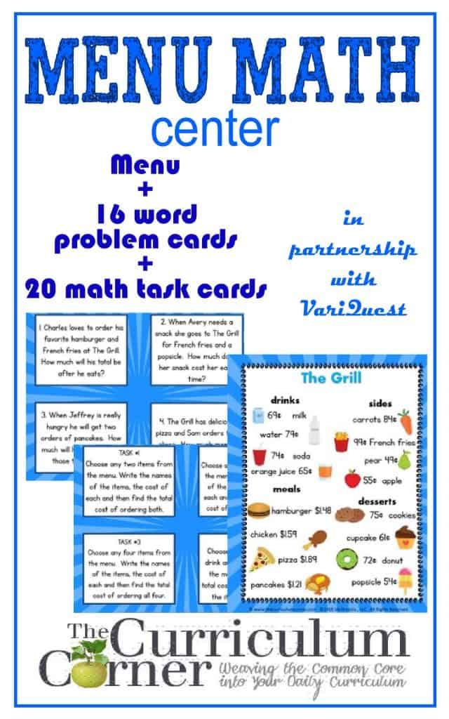 Math problem solving fractions