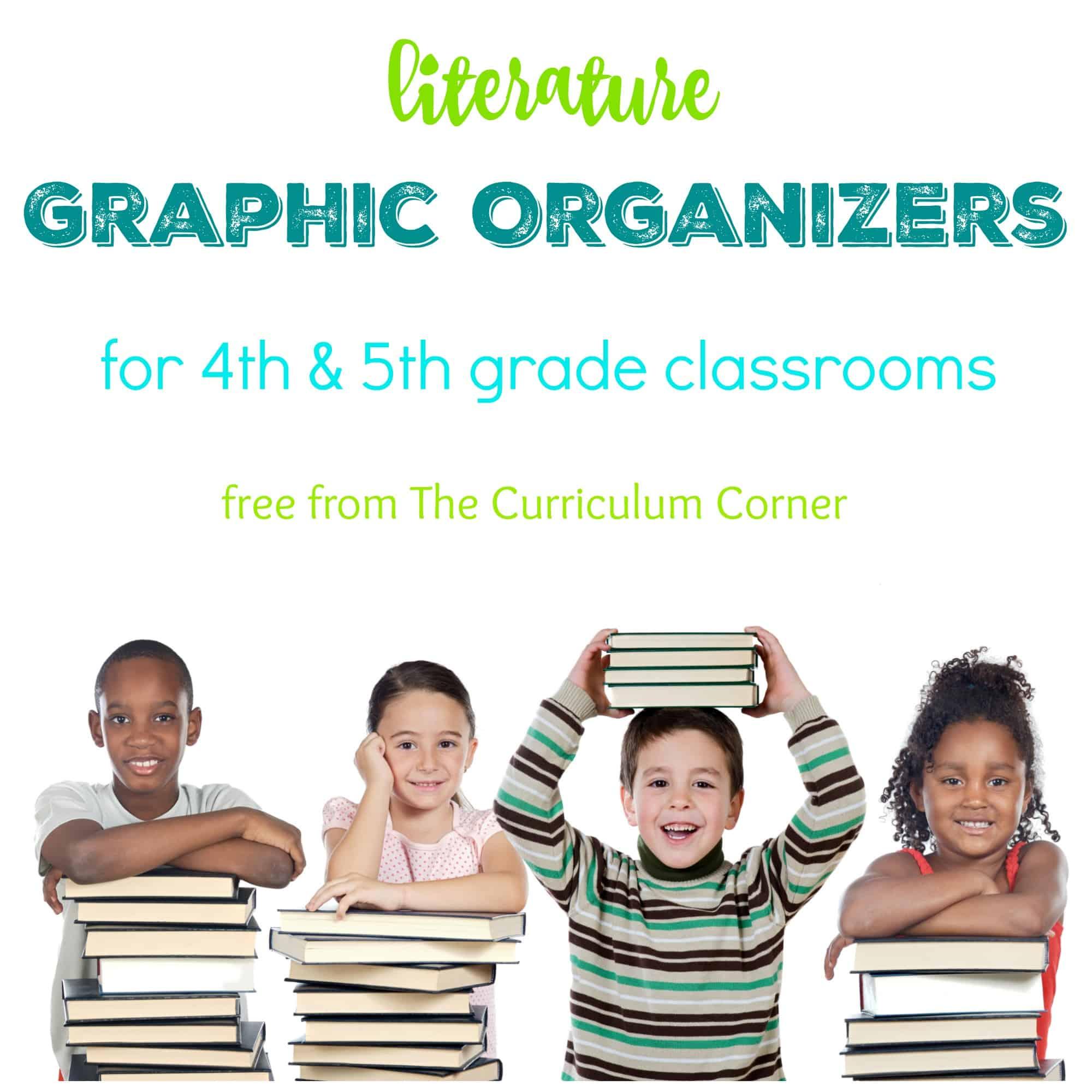 Literature Graphic Organizers