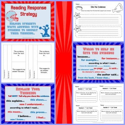 Reading Response Strategy