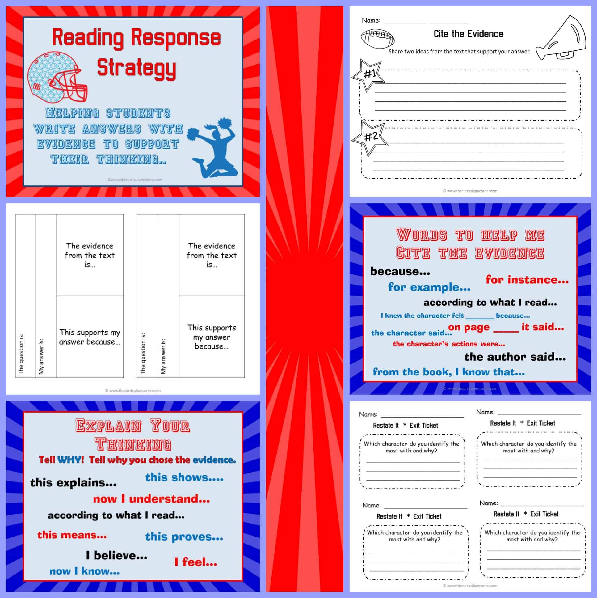 How to start a reader response essay