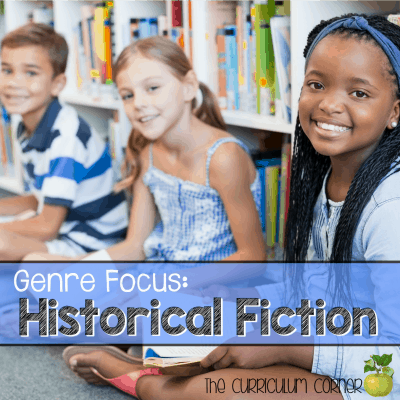 Genre Focus: Historical Fiction