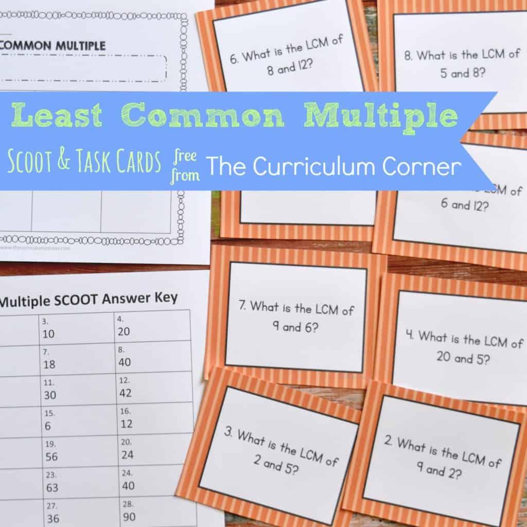 Least Common Multiple 2