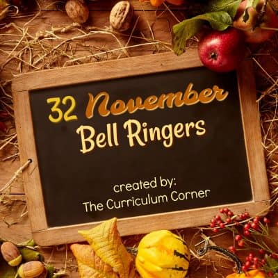 November Bell Ringers