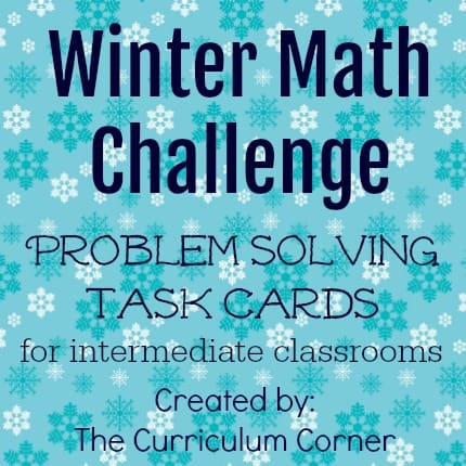 Winter Challenge Problem Solving