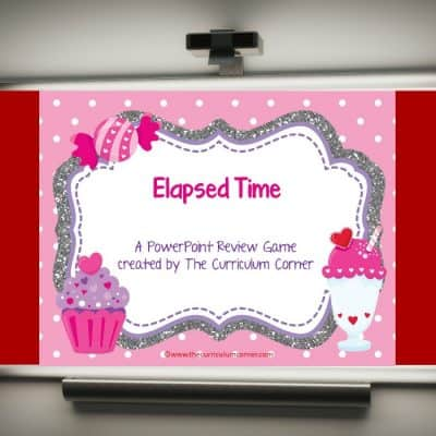 Elapsed Time PowerPoint Game