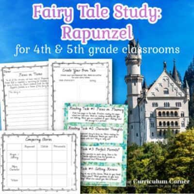 Fairy Tale Study: Rapunzel
