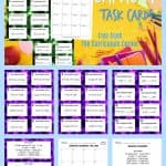 This collection of 32 converting capacity task cards will give your students practice with fifth grade math skills. 2