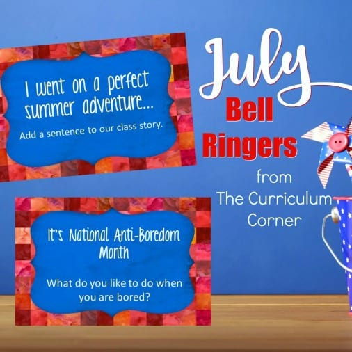 July Bell Ringers