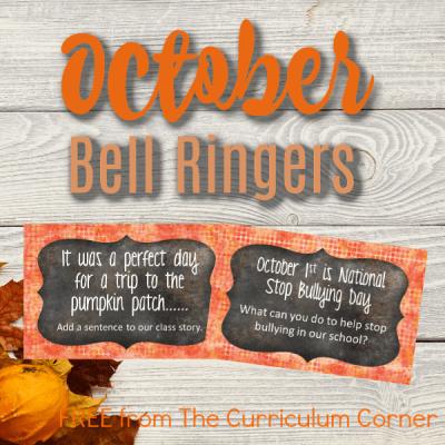 October Bell Ringers