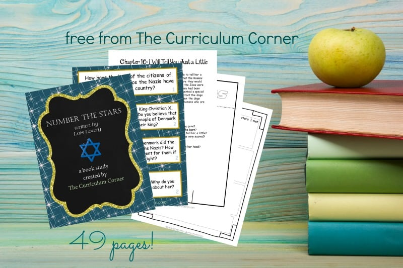 If your students are reading Number the Stars in book clubs, this resource collection will help you provide your readers with questions and activities that are designed to encourage them to think deeply as they read.