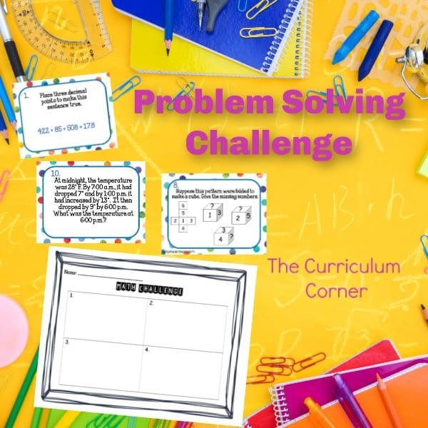 Problem Solving Challenge
