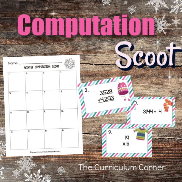 Winter Computation Scoot