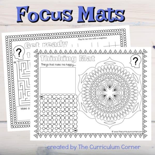 Focus Mats