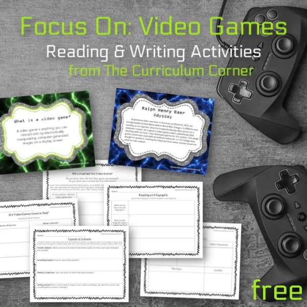 Focus on: Video Games