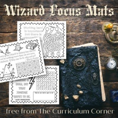 Wizard Focus Mats