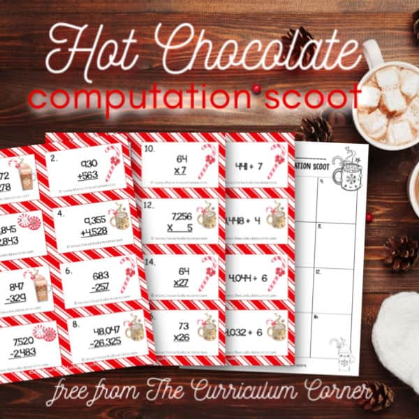 Hot Chocolate Computation Scoot