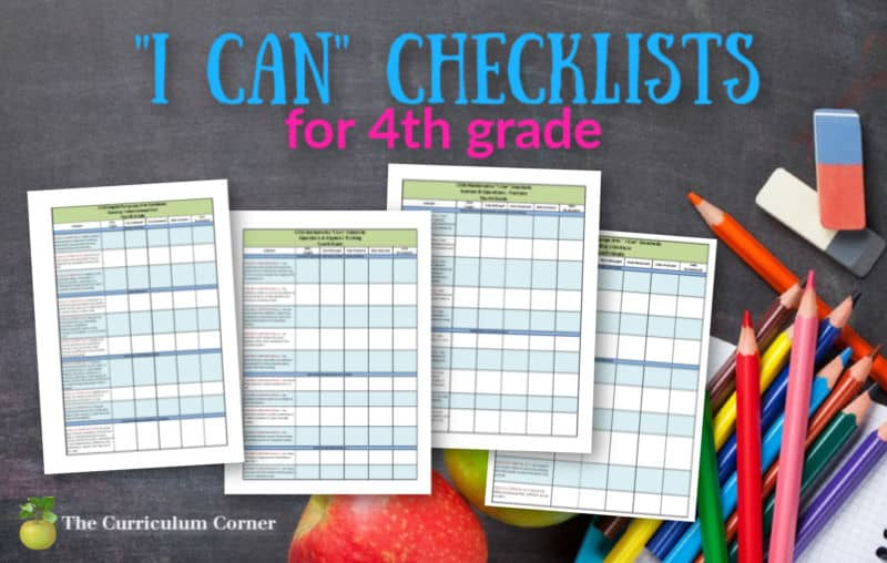 Common Core Math Cheat Sheets Beth Kelly