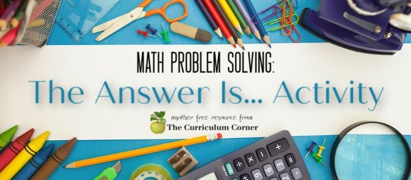 problem solving center