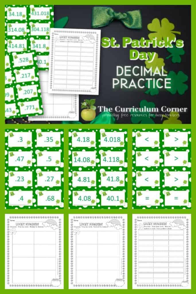 decimal math center