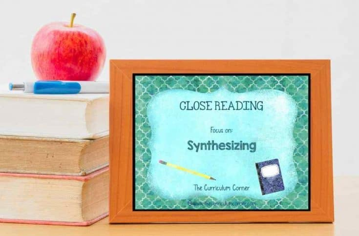 Synthesizing While Reading