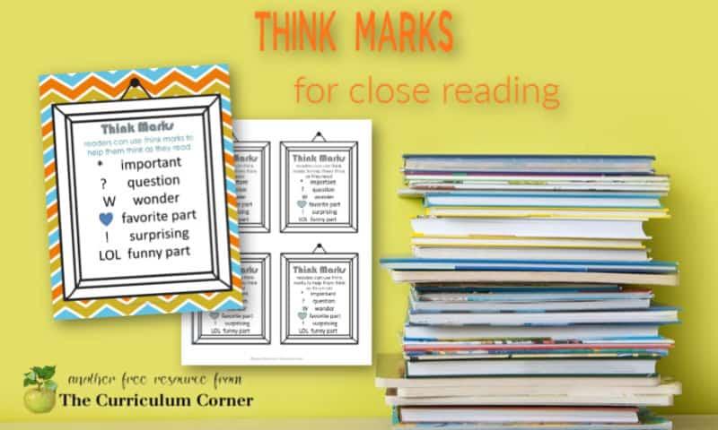 think marks