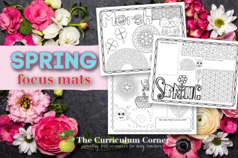 spring focus mats