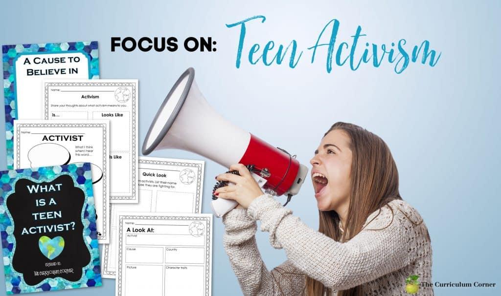 teen activism