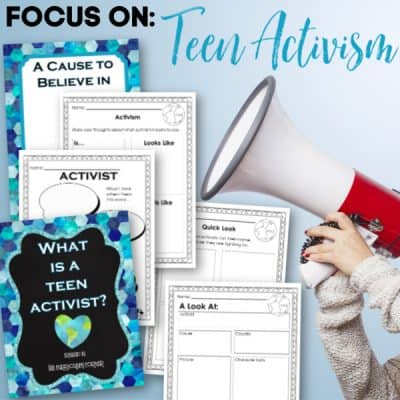 Focus on: Teen Activism