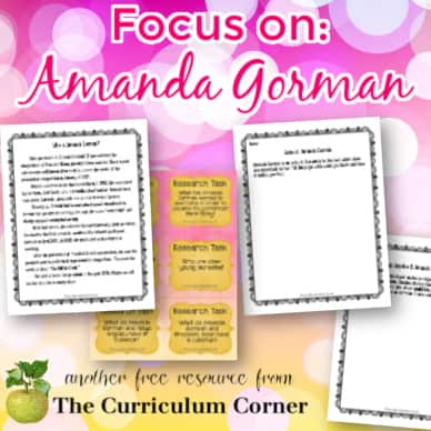 Focus on: Amanda Gorman