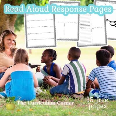 Read Aloud Listening Response