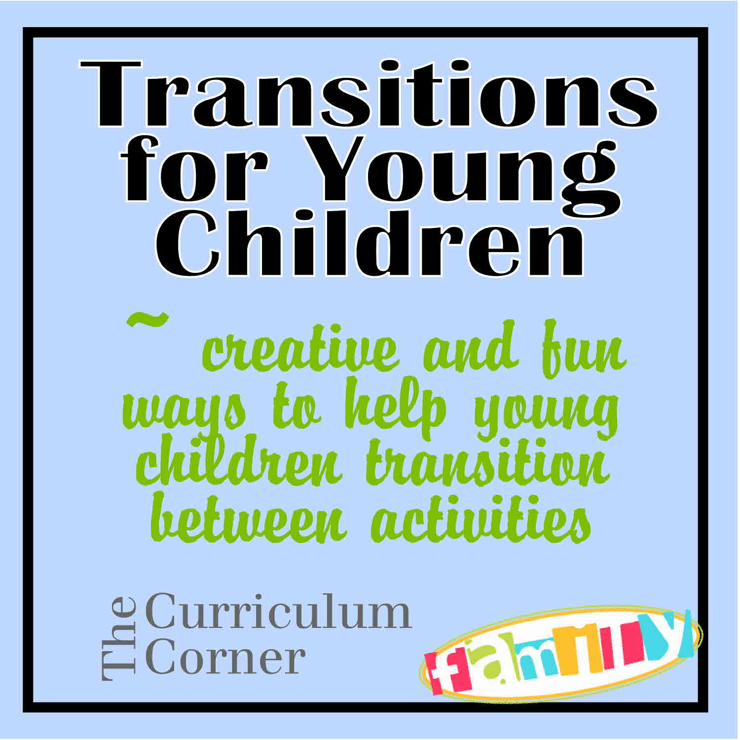 transitions in children Free essay: explain how different types of transition can affect children and young people's development transitions are changes that take place in our life.