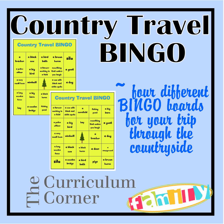Country Bingo Brampton