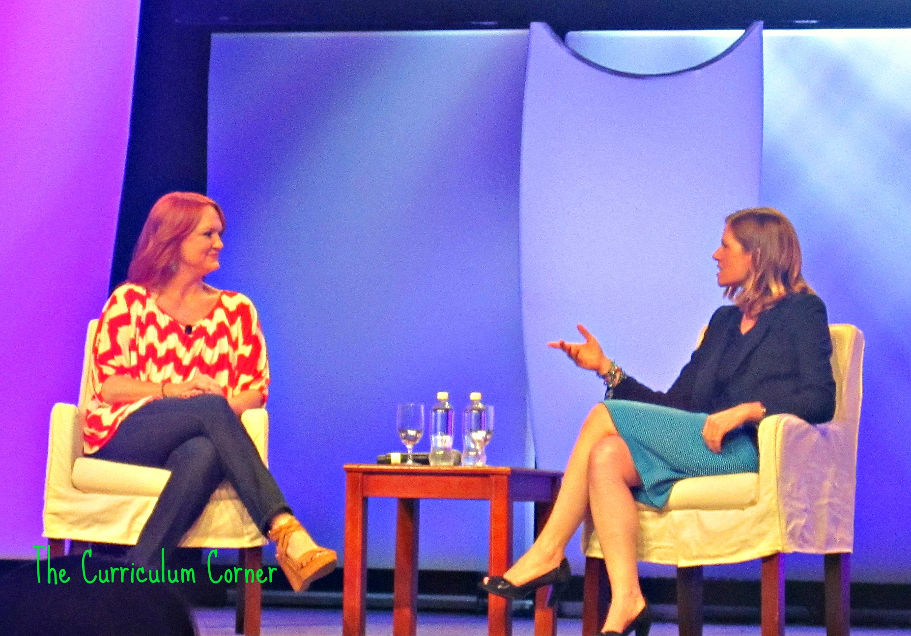 Ree Drummond at BlogHer 13
