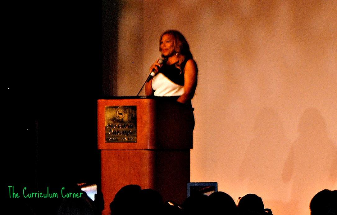 Queen Latifah at BlogHer 2013