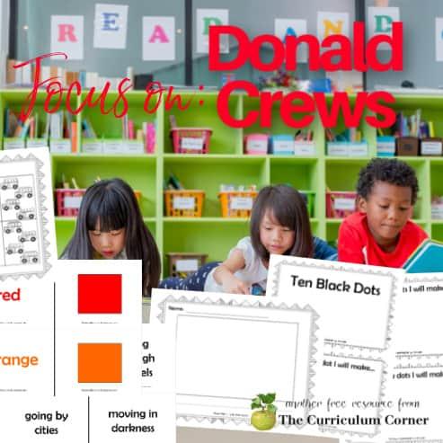 Focus on: Donald Crews