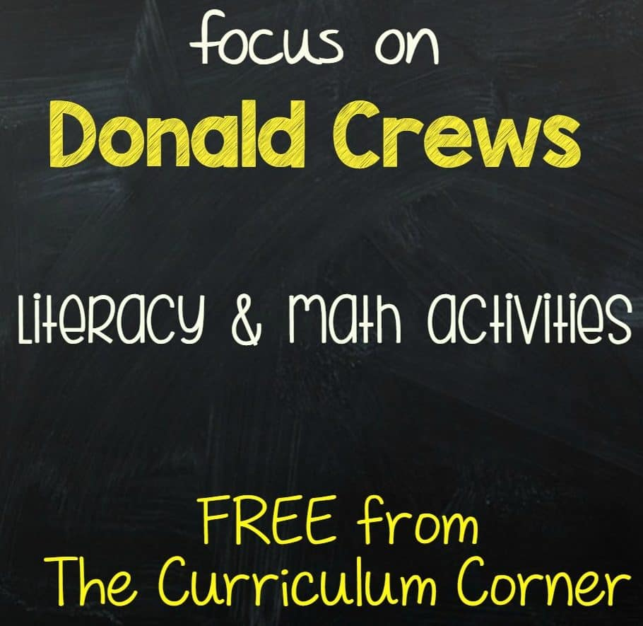 Focus on Donald Crews