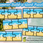 free summer word puzzles
