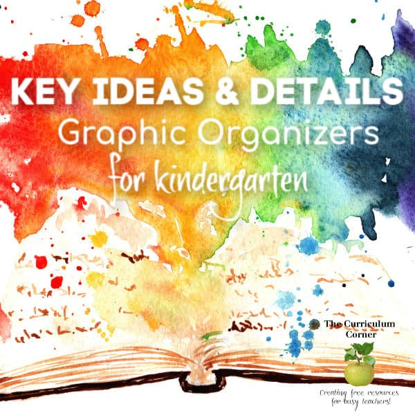 Graphic Organizers for Literature