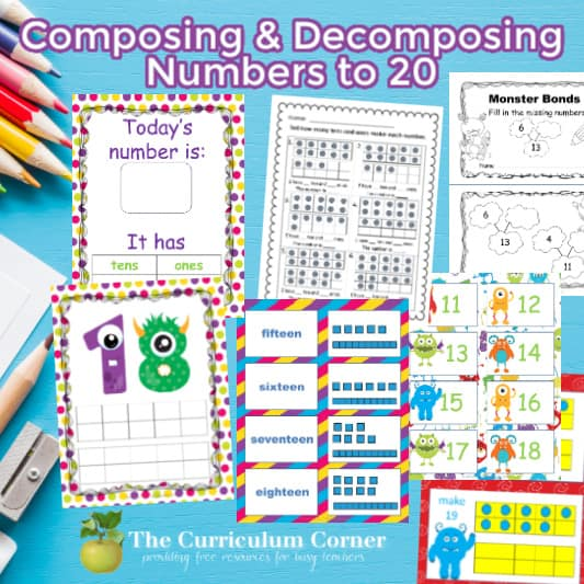 Composing & Decomposing (11-20)