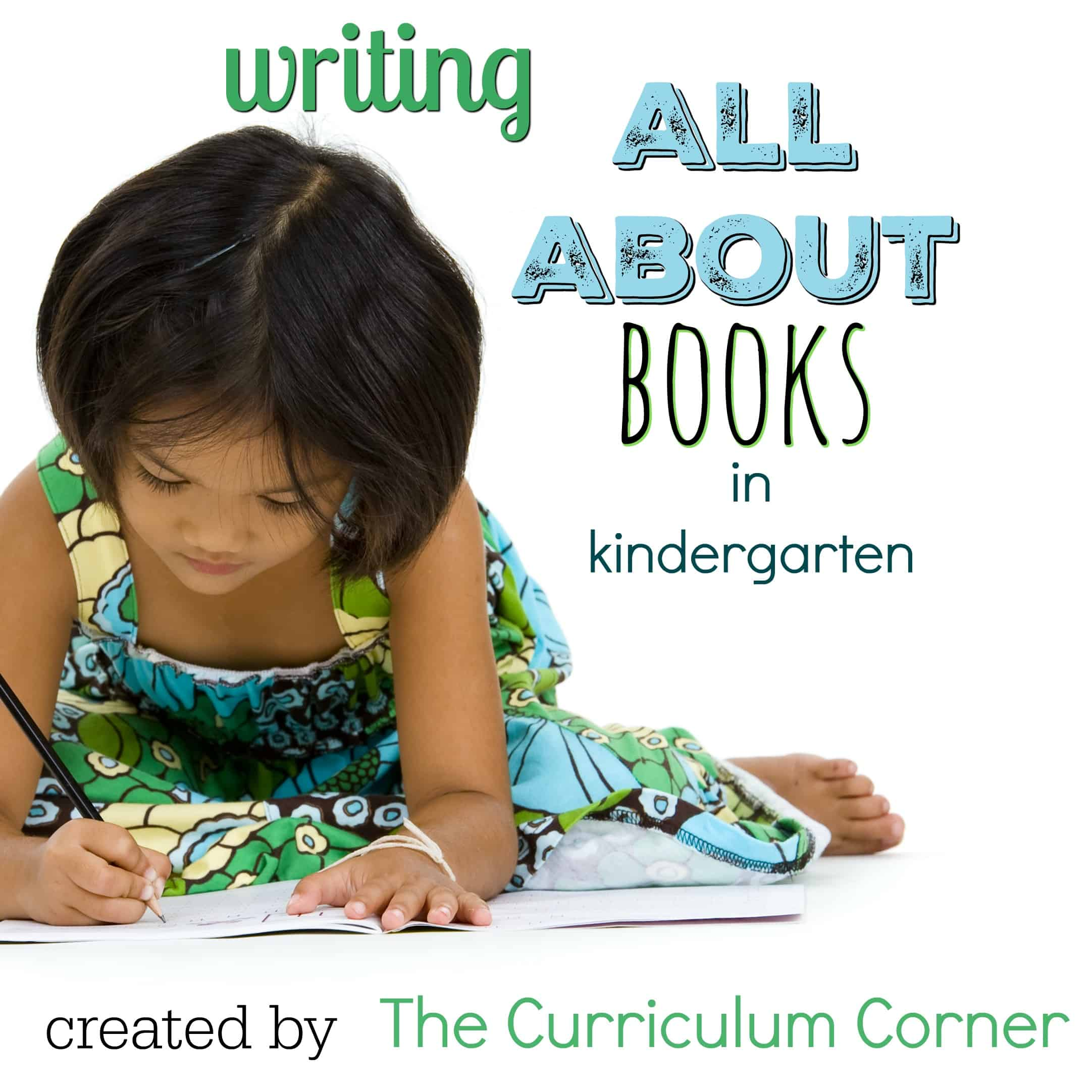 """All About"" Books: Writing Unit of Study"