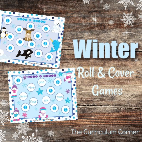 Winter Roll & Cover
